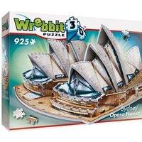 Wrebbit 3D puzzel Sydney Opera House