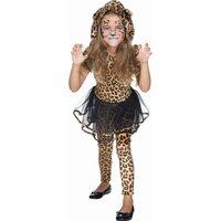 Leoparden-Kostüm für Mädchen