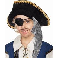 Kinder-Piratenhut