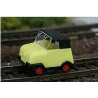 KRES 55555 TT Gleiskraftrad GKR Typ1 Bausatz