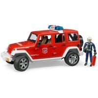 Bruder Jeep Wrangler Feuerwehr