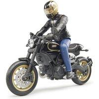 BRUDER 63050 Scrambler Ducati Cafe Racer