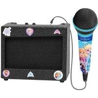 Tragbarer Lautsprecher mit Mikrofon Die Eiskönigin