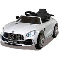 Mercedes AMG GT R weiß