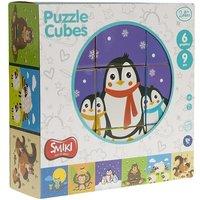 SMIKI Würfelpuzzle 9-teilig