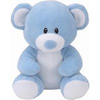 TY Baby Bär Lullaby hellblau 24cm