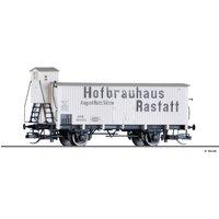 Tillig 17386 TT Kühlwagen Hofbrauhaus Rastatt