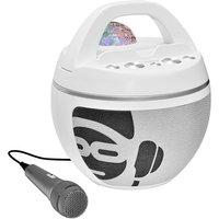 Party Ball Lautsprecher BB 10WH Weiß