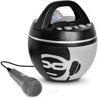 Party Ball Lautsprecher BB 10K Schwarz