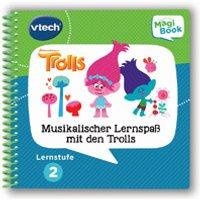 Vtech MagiBook Musikalischer Lernspaß Trolls LS 2