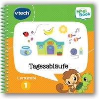 Vtech MagiBook Tagesabläufe Lernstufe 1