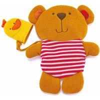 Hape Teddy Waschhandschuh