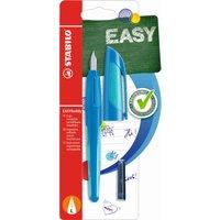 STABILO EASYbuddy Füller für Linkshänder blau