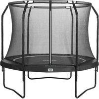 Premium Black Edition Trampolin mit Netz 183cm
