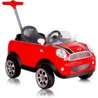 Mini Cooper Schiebe-und Pedal-Auto