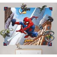 Walltastic 3D Pop Out Wandsticker Spider-Man