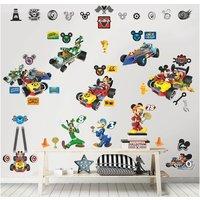 Walltastic Raumdekorset Mickey Mouse