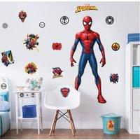 Walltastic Wandstickerset XL Spider-Man