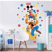 Walltastic Wandstickerset XL Mickey Mouse
