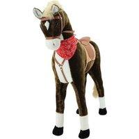 Sweety Toys 3501 Stehpferd ca. 110cm