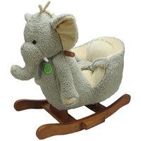 Sweety Toys 3624 Schaukeltier Elefant m. Sound