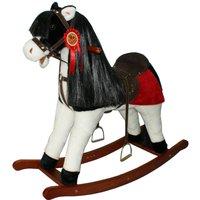 Sweety Toys 3679 Schaukelpferd ca. 78cm