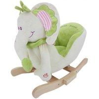 Sweety Toys 4768 Schaukeltier Elefant ca. 48cm