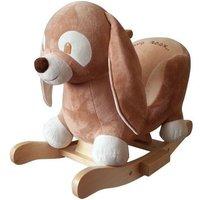 Sweety Toys 4782 Schaukeltier Hase ca. 48cm