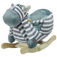 Sweety Toys 4812 Schaukeltier Zebra ca. 48cm