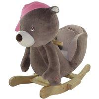 Sweety Toys 4836 Schaukeltier Bär ca. 48cm