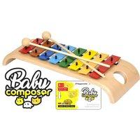 Baby Composer App mit Glockenspiel