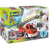 Junior Kit Feuerwehr Leiterwagen und Figur