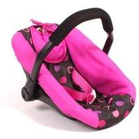Puppen-Autositz Pinky Balls