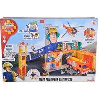 Feuerwehrmann Sam Megafeuerwehrstation