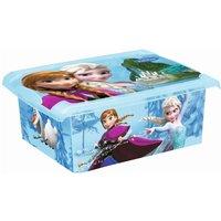 Disney Die Eiskönigin Deco Box hellblau 10l