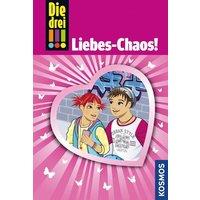 KOSMOS Die drei !!! Band 60 Liebes-Chaos