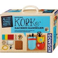 KOSMOS Alles Könner Kiste Bastelbox Kork-Sammler