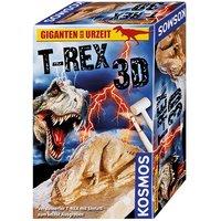KOSMOS Giganten der Urzeit T-Rex 3D