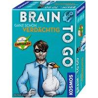 KOSMOS Brain to Go Ganz schön verdächtig