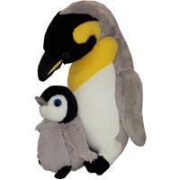 Heunec Pinguin mit Baby