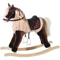 Heunec Schaukel Pferd Dixie Wendy mit Sound 74 cm