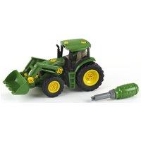 John Deere Traktor mit Frontlade