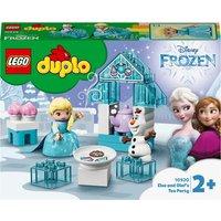 LEGO Duplo 10920 Elsas und Olafs Eis-Café