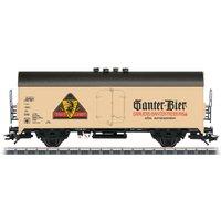 Märklin 45026 H0 Bierkühlwagen Ganter Bier