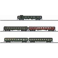 Minitrix T15680 N 5er Set Schnellzugwagen DB III