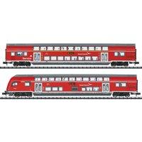 Minitrix N Personenwagen-Set Hanse-Express DB AG