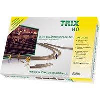 Trix 62903 H0 C-Gleis-Ergänzungspackung C3
