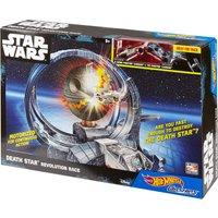 Hot Wheels Star Wars Carships Todesstern