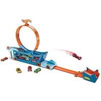 Hot Wheels Stunt N Go Transport Trackset