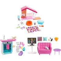 Barbie Möbel und Zubehör